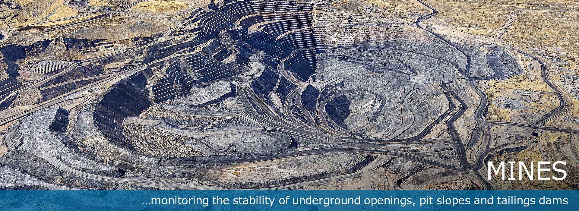 thiết bị quan trắc mỏ