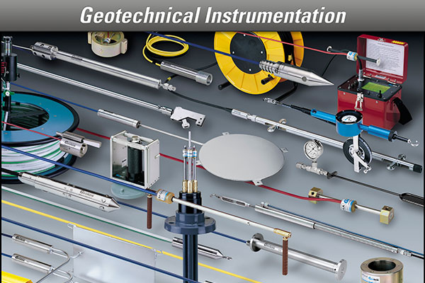 Cung cấp thiết bị quan trắc Địa kỹ thuật & Môi trường