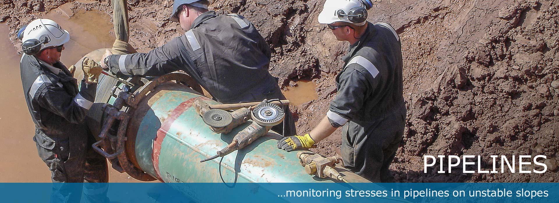 Thiết bị quan trắc đường ống áp lực