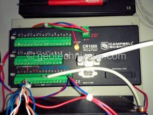 Bộ ghi đo tự động Datalogger CR1000