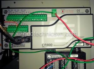Bộ ghi đo tự động Datalogger CR800