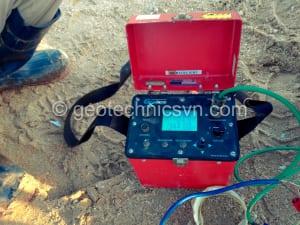 Cho thuê máy ghi đo thiết bị dây rung GK-403