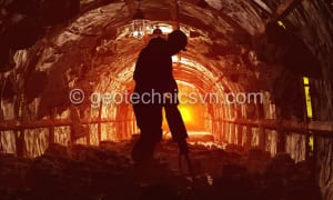 Mỏ khai thác ngầm