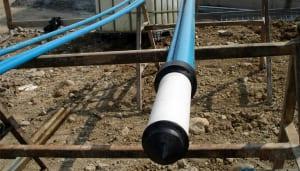 Lắp đặt Piezometer ống đứng standpipe & Casagrande Sisgeo-Italy