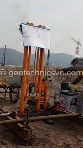 Dự án xuyên tĩnh CPT nhà máy nhiệt điện Hải Dương