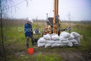 Chất đối tải CPT bằng các bao cát