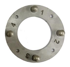 Đĩa đo nghiêng Tilt Plate - Hàn Quốc