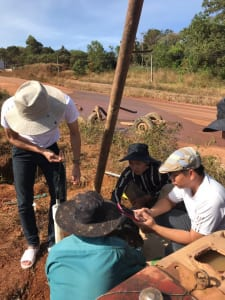 Ghi đo chuyển vị ngang Inclinometer tại Gia Nghĩa-Đắk Nông