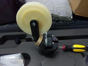 Ròng rọc cuộn cáp-Bộ ghi đo chuyển vị ngang Inclinometer GK604D