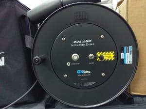 Trống cuộn cáp-Bộ ghi đo chuyển vị ngang Inclinometer GK604D