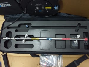 Bộ ghi đo chuyển vị ngang Inclinometer GK-604D kèm theo phụ kiện