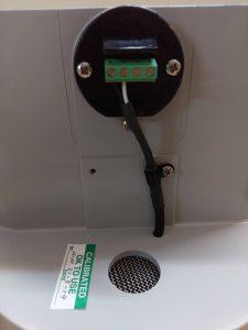 Cáp tín hiệu thiết bị đo mưa CS700