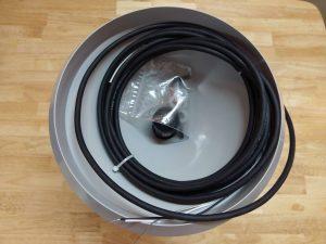 Miệng hứng nước thiết bị đo mưa CS700