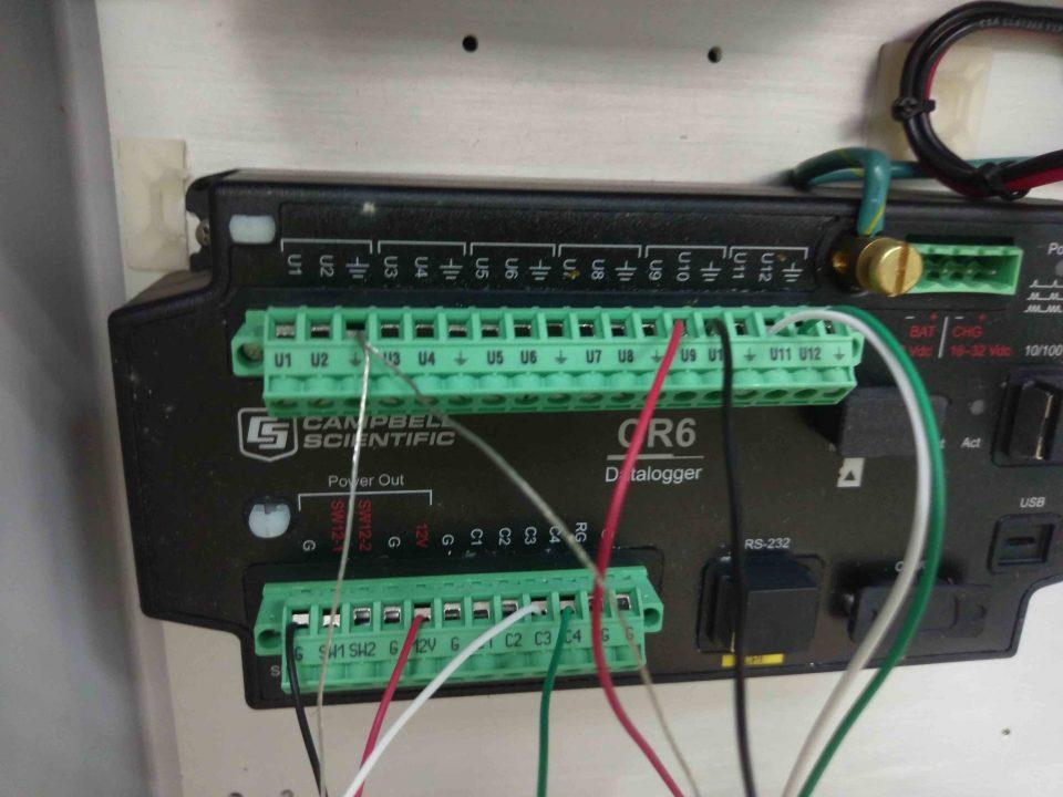 Hệ thống quan trắc tự động thuỷ điện dùng Datalogger CR6