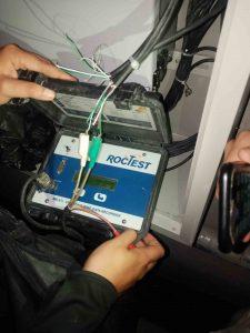 Máy đọc thiết bị dây rung Roctest MB-3TL