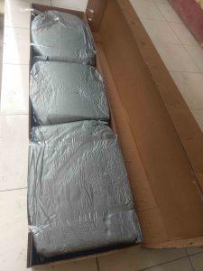 Mở hộp lô thiết bị ứng suất cốt thép Rebar Strainmeter 4911-4