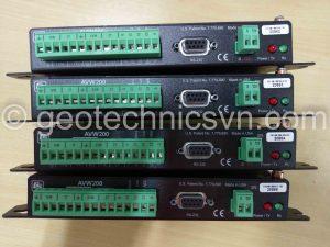 Bộ chuyển đổi tín hiệu thiết bị dây rung AVW200