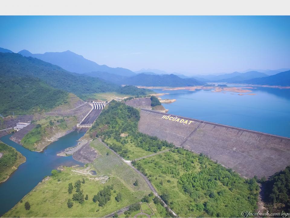 Dự án sửa chữa hệ thống quan trắc hồ Cửa Đạt