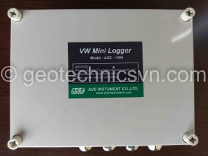Mini Logger đo 4 thiết bị dây rung tự động