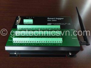 Smart Logger đo 16 thiết bị dây rung tự động