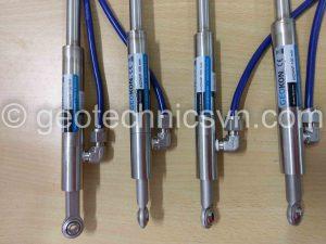 Thiết bị đo biến dạng khe hở chống nước Crackmeter Water Proof model 4420 - Geokon- USA