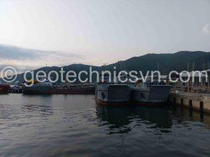 Xưởng đóng tàu công ty Sông Thu - Đà Nẵng