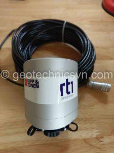 Bộ cảm biến đo bức xạ-nhiệt độ tấm pin RT1