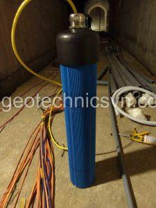 Ống lọc - Bộ thiết bị máng chữ V đo lưu lượng thấm