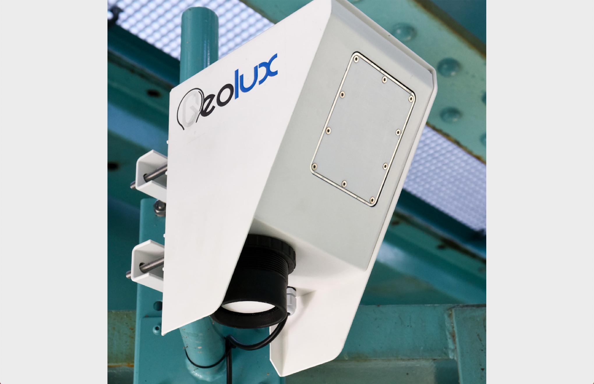 Thiết bị đo vận tốc, mực nước và lưu lượng dòng chảy Geolux