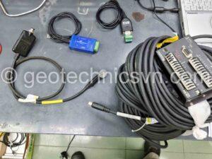 cảm biến đo nhiệt độ tấm pin CS240DM, datalogger CR300 và các phụ kiện