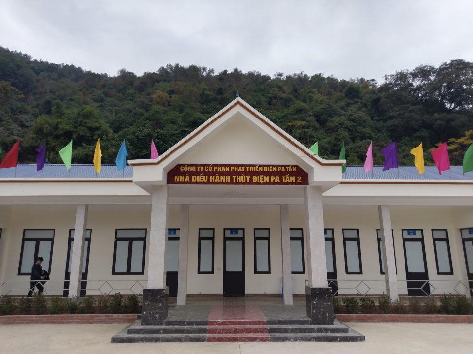 BQLDA thuỷ điện Pa Tần 2