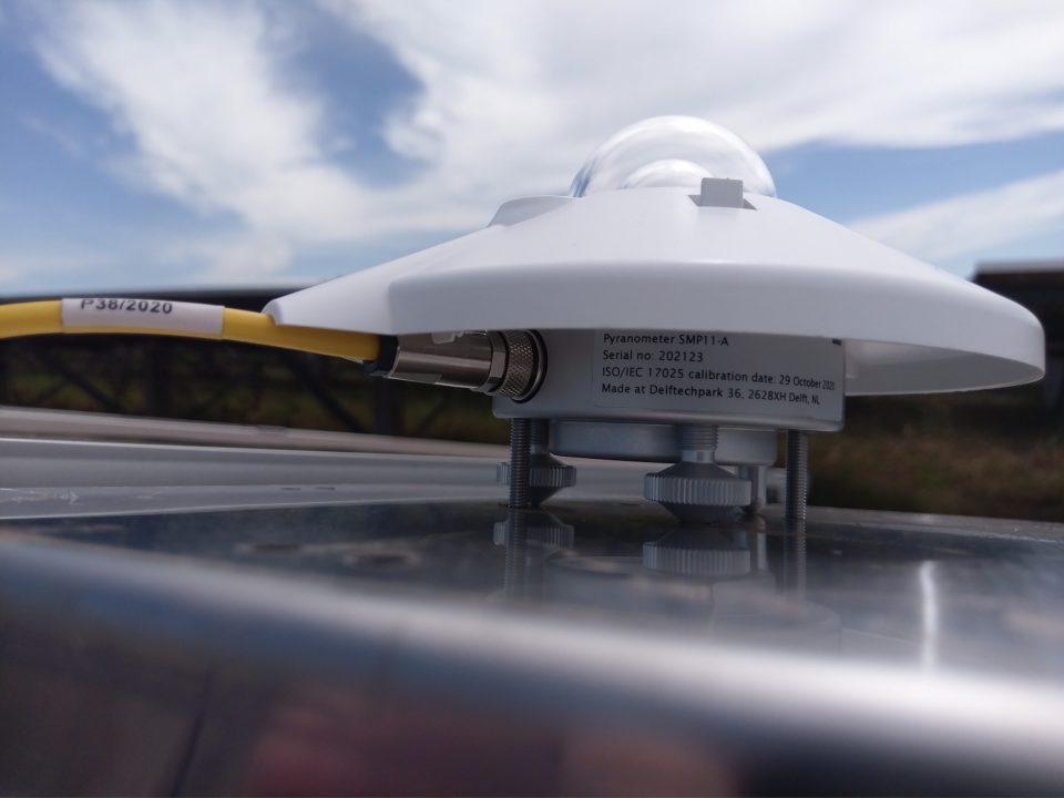 Thiết bị đo bức xạ Pyranometer SMP11-A